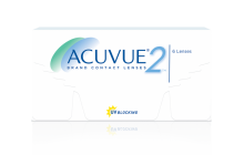 PACKSHOT of ACUVUE® 2 2-Week