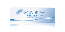 PACKSHOT of 1-DAY ACUVUE® MOIST